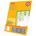 Kodak Mailing Labels - 25 Sheets with 525 Labels