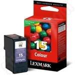 Return Program Lexmark 15 Colour Ink Cartridge