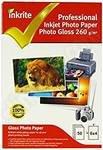 Premium 6x4 Glossy Photo Paper - 50 Sheets