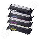 Compatible Multipack of Samsung CLT-404S Toner Cartridges