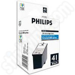 Philips PFA541 Black ink cartridge 14ml of Ink