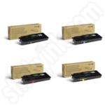 High Capacity Multipack of Xerox C400 Toner Cartridges