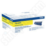 High Capacity Brother TN-423Y Yellow Toner Cartridge