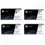 Multipack of HP 655A Toner Cartridges