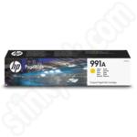 HP 991A Yellow Ink Cartridge