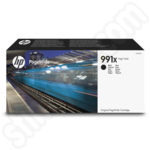 High Capacity HP 991X Black Ink Cartridge