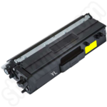 Compatible High Capacity Brother TN423Y Yellow Toner Cartridge