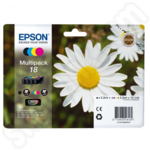 Multipack of Epson 18 Ink Cartridges