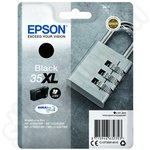 High Capacity Epson 35XL Black Ink Cartridge