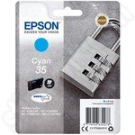 Epson 35 Cyan Ink Cartridge