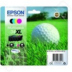 Multipack of High Capacity Epson 34XL Ink Cartridges