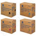 Multipack of Konica Minolta TNP48 Toner Cartridges