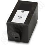Compatible Extra High Capacity HP 907XL Black Ink Cartridge