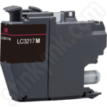 Compatible Brother LC3217M Magenta Ink Cartridge