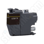 Compatible Brother LC3217Y Yellow Ink Cartridge
