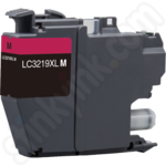 Compatible High Capacity Brother LC3219XLM Magenta Ink Cartridge