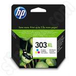 High Capacity HP 303XL Tri-Colour Ink Cartridge