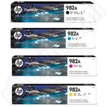 Multipack of HP 982A Ink Cartridges