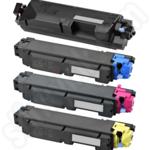 Compatible Multipack of Kyocera TK-5150 Toner Cartridge