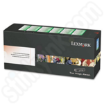 Extra High Capacity Lexmark 53B2X00 Black Toner Cartridge