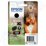 High Capacity Epson 378XL Black Ink Cartridge