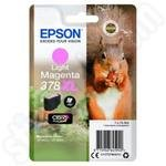 High Capacity Epson 378XL Light Magenta Ink Cartridge