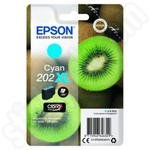 High Capacity Epson 202XL Cyan Ink Cartridge