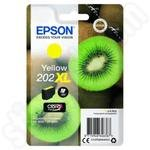 High Capacity Epson 202XL Yellow Ink Cartridge