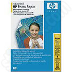 HP Advanced Glossy Photo Paper 250gsm 10x15 25 Sheets