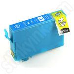 Compatible High Capacity Epson 34XL Cyan Ink Cartridge