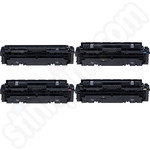 Compatible Multipack of High Capacity Canon 046H Toner Cartridges