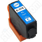 Compatible High Capacity Epson 378XL Cyan Ink Cartridge