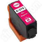 Compatible High Capacity Epson 378XL Magenta Ink Cartridge