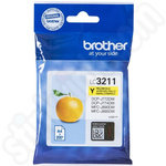 Brother LC3211Y Yellow Ink Cartridge