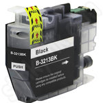 Compatible High Capacity Brother LC3213BK Black Ink Cartridge
