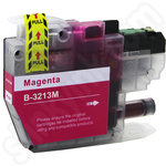 Compatible High Capacity Brother LC3213M Magenta Ink Cartridge