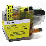 Compatible High Capacity Brother LC3213Y Yellow Ink Cartridge