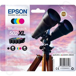 Multipack of High Capacity Epson 502XL Ink Cartridges