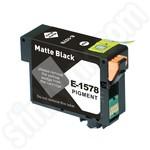 Compatible Epson T1578 Matte Black Ink Cartridge