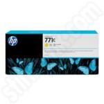 HP 771C Yellow Ink Cartridge