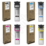 Multipack of Four Epson T944 Ink Cartridges