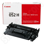 High Capacity Canon 052H Black Toner Cartridge