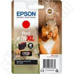 High Capacity Epson 478XL Red Ink Cartridge