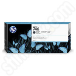 HP 746 Matte Black Ink Cartridge