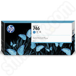 HP 746 Cyan Ink Cartridge