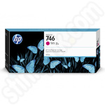 HP 746 Magenta Ink Cartridge