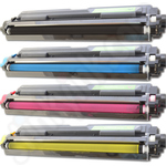 Multipack of Compatible High Capacity Brother TN-241 and TN-245 Toner Cartridges