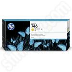 HP 746 Yellow Ink Cartridge