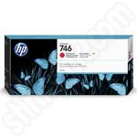 HP 746 Chromatic Red Ink Cartridge