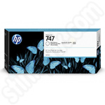 HP 747 Gloss Enhancer Ink Cartridge